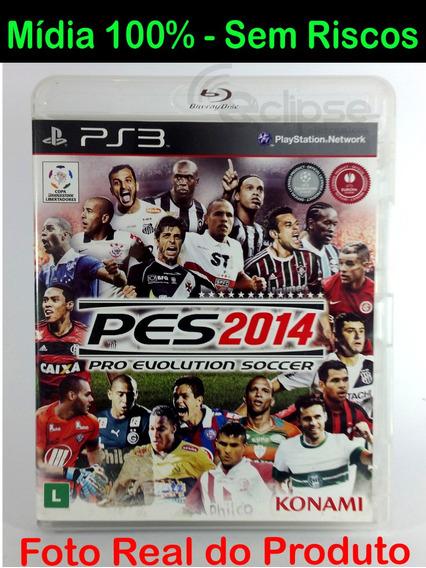 Pes 2014 Ps3 Pro Evolution Soccer Playstation 3 2014