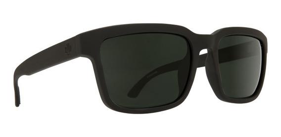 Óculos De Sol Polarizado Spy Helm 2 Matte Black