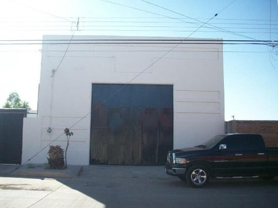 Bodega Industrial En Renta Villa Juarez