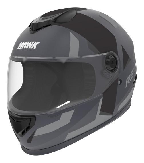 Casco Moto Hawk Rs1 F Integral Sophie Negro Tienda Oficial