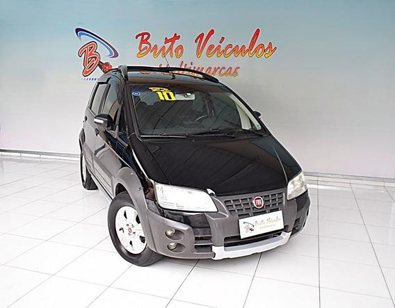 Fiat Idea 1.8 Mpi Adventure 8v Flex 4p Automatizado 2010