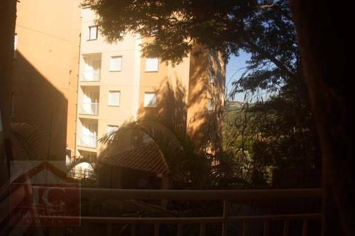 Apartamento Com 3 Dormitórios À Venda, 53 M² Por R$ 190.000,00 - Jardim Ísis - Cotia/sp - Ap0311