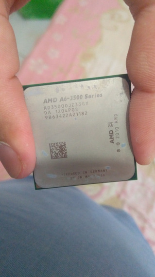Processador Amd Fm1 A6 3500 2.4ghz