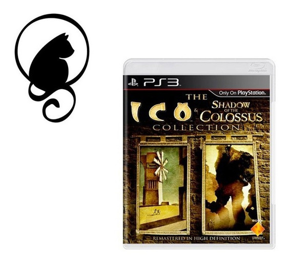 Ico & Shadow Of The Colossus Collection Ps3 Playstation 3 Original Lacrado