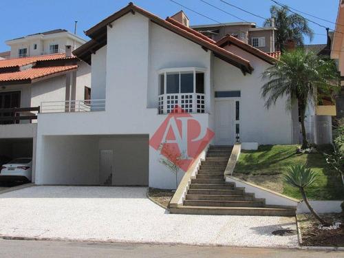 Sobrado Com 3 Dormitórios À Venda, 330 M² Por R$ 1.930.000,00 - Alphaville 11 - Santana De Parnaíba/sp - So0272