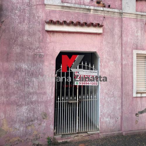 Casa Com Ótima Localização No Centro De Santa Bárbara  - 1375