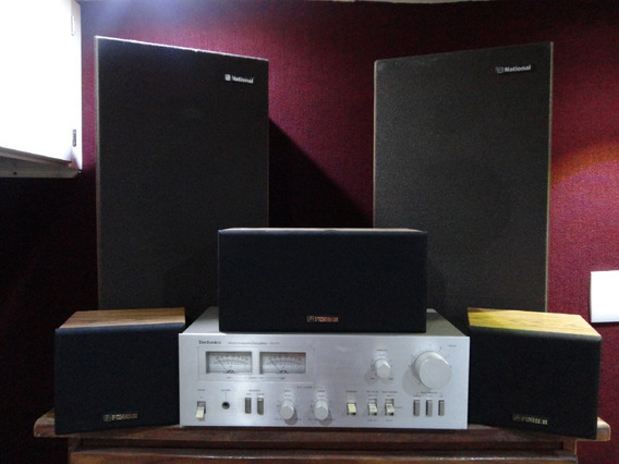 Amplificador Technics