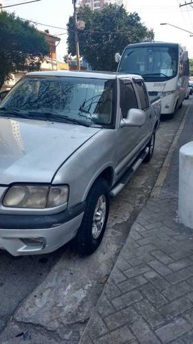 Chevrolet S10 1999 4.3 Dlx Cab. Dupla 4p