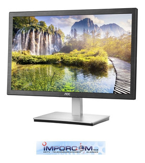 Monitor Aoc 24 Pulgadas Ips Panel Full Hd 1920x1080