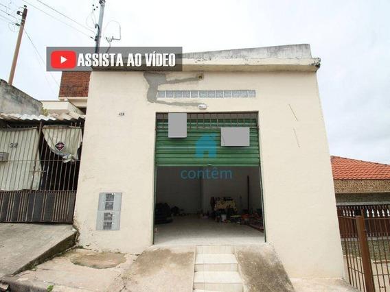 Sl0021- Salão Para Alugar, 37 M² Por R$ 1.000/mês - Jardim D Abril - Osasco/sp - Sl0021