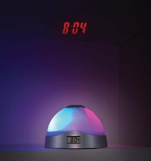 Reloj Despertador Con Luz Marca Betterware