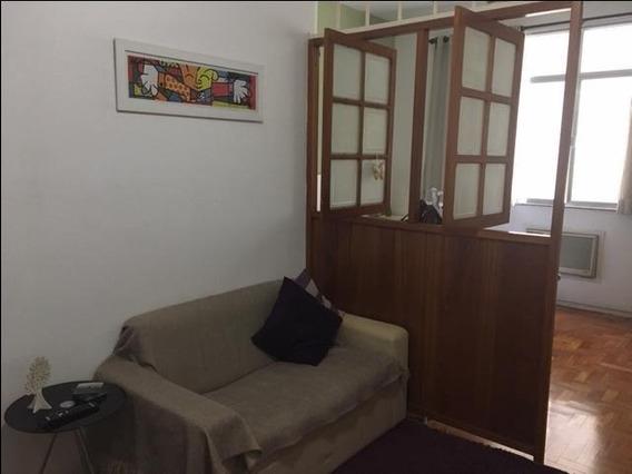 Apartamento Em Icaraí, Niterói/rj De 50m² 1 Quartos À Venda Por R$ 380.000,00 - Ap214105