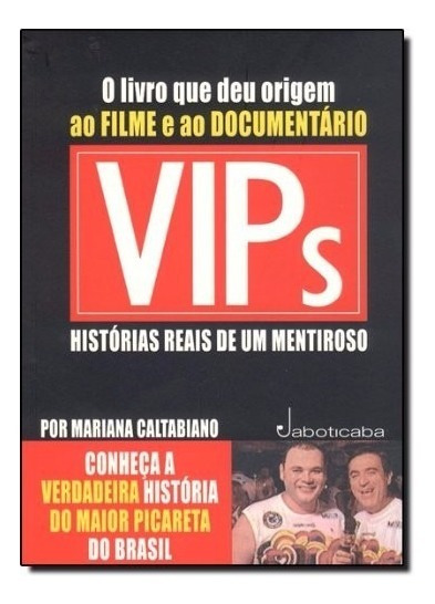 Livro Vip