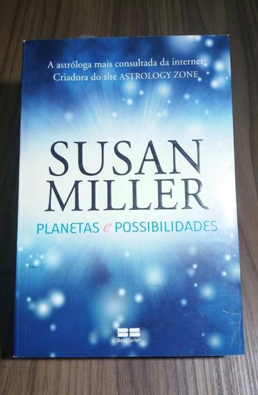 Livro Planetas E Possibilidades - Susan Miller
