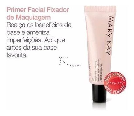 Primer Facial Mary Kay - Fixador De Maquiagem Fps15