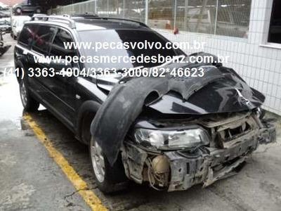 Volvo Xc70 Batida Motor / Cambio / Alternador Peças