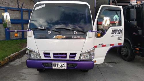 Chevrolet Furgón Nkr2