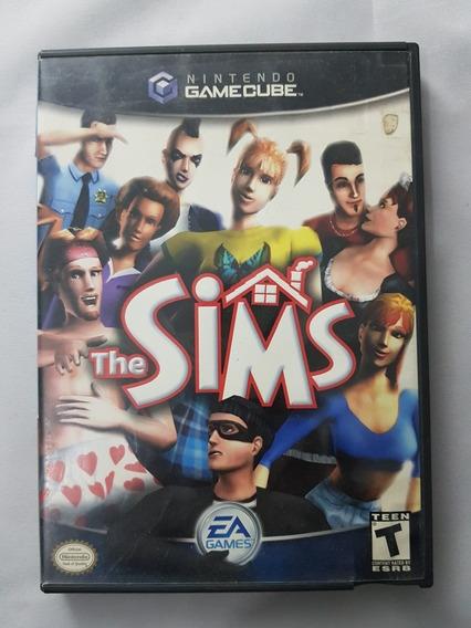 The Sims 1 Gamecube Original Americano