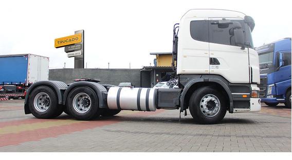 Scania G 420 2010 6x4 = 420 P 340 380 360