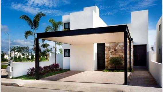 Casa En Venta En Merida, Albero Residencial (modelo De Dos Pisos)