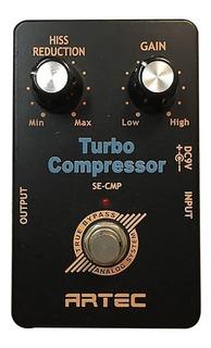 Artec Se-cmp Pedal P/guit. Y Bajo Compresor Turbo Compressor