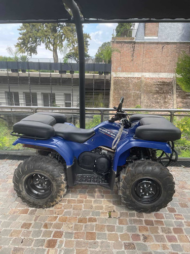 Cuatriciclo Yamaha Grizzly 350 4x4  Como Nuevo!!!