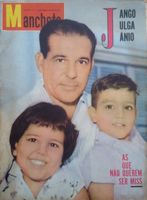 Manchete 01/04/1961