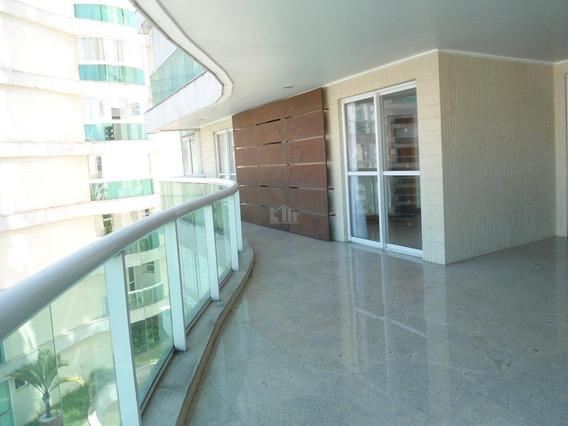 Apartamento À Venda, 4 Quartos, 4 Vagas, Barro Vermelho - Vitória/es - 794