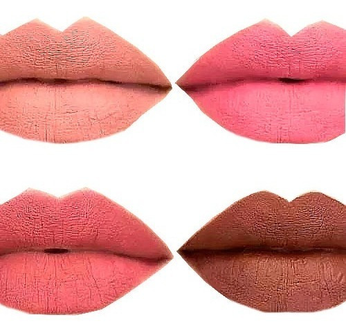 Milani Original Amore Matte Lip Creme Colores Fascinantes