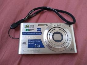 Câmera Sony Steadyshot Dsc-w320