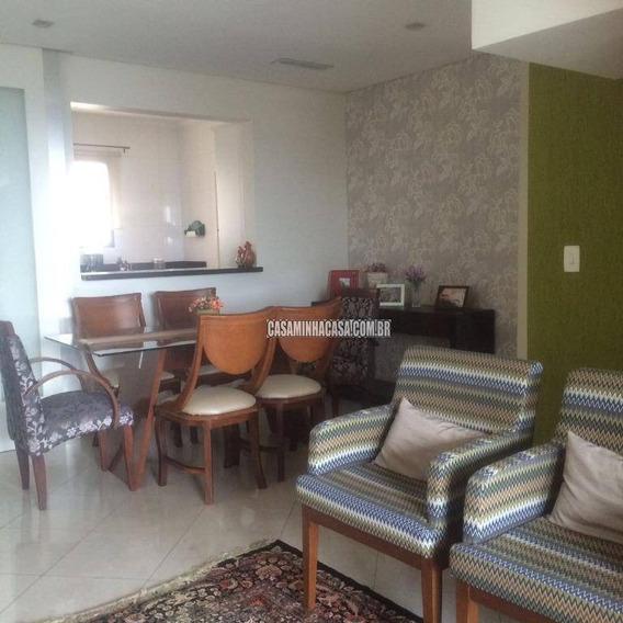 Cobertura Com 3 Dormitórios À Venda, 240 M²- Bosque Dos Eucaliptos - São José Dos Campos/sp - Co0025
