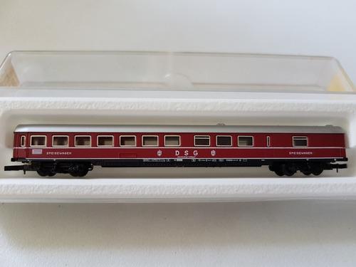Vagón De Pasajeros Marklin Z 8713