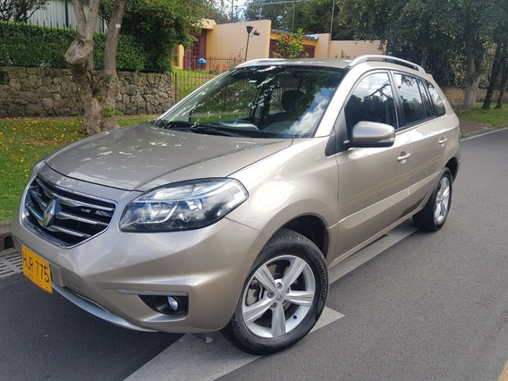Renault Koleos At Dynamique 4x4 Full