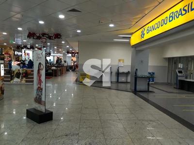 Loja No Shopping Itaigara Com 30,00 M² Para Aluguel! - Sl0878