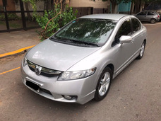 Honda Civic 1.8 Exs Mt Sedan Permuto Financio