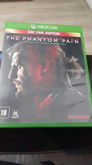 Metal Gear Solid V The Phanton Pain Xbox One