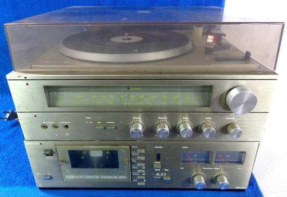 Som Modulado 3x1 Philips Ah 929/3x1 Não Funciona/ Agulha Boa