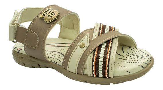 Sandalia Papete Masculina Menino Infantil Chinelo Moda 03