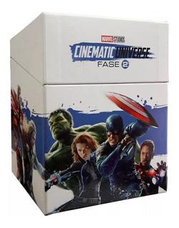 Universo Marvel Fase 2 Dos Coleccion 6 Peliculas Blu-ray Msi