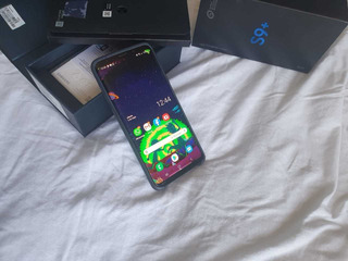 Celular Samsung Galaxy S9 Plus Midnight Black