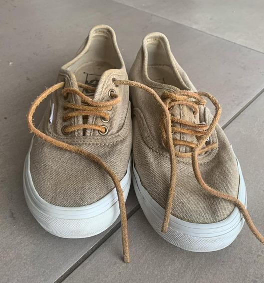 Zapatillas Vans Usadas - Talle 37