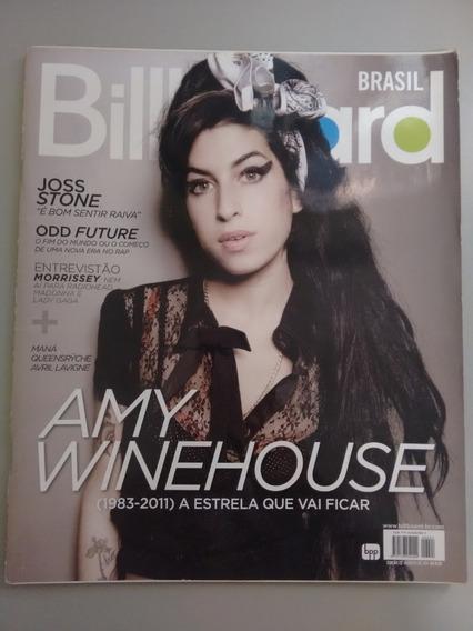 Revista Billboard 22 Amy Winehouse Joss Morrissey Maná Y067