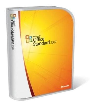 Office 2007 Standard Atualização