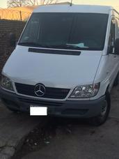 Mercedes Sprinter 313 Cdi Furgon Largo Techo Bajo