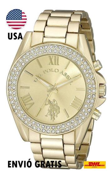 Reloj Mujer Us Polo Assn 40036 100% Original