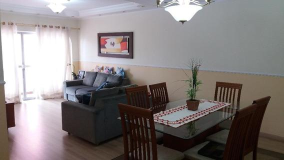 Apartamento Em Jardim, Santo André/sp De 135m² 3 Quartos Para Locação R$ 2.500,00/mes - Ap133486