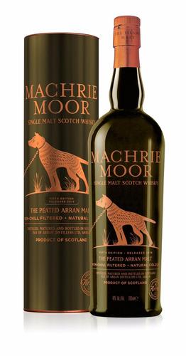 Whisky Machrie Moor Single Malt Arran Dest 700ml En Estuche