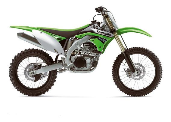 Kawasaki Kx 450 F 0km Modelo 2018