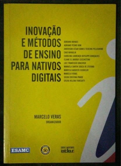 Livro Inovação E Métodos De Ensino Para Nativos Digitais.