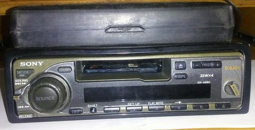 Radio Reproductor Sony De Cassette, Am/fm Para Carro